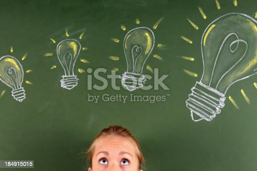 istock Woman thinking ideas 184915015