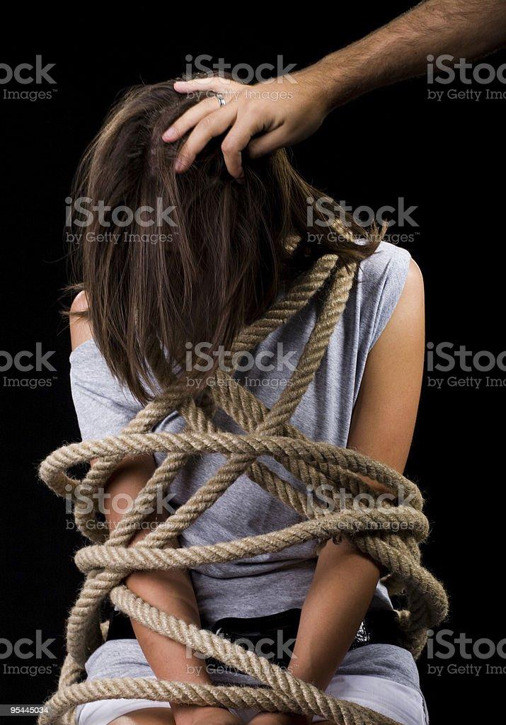 Frau Folter – Foto