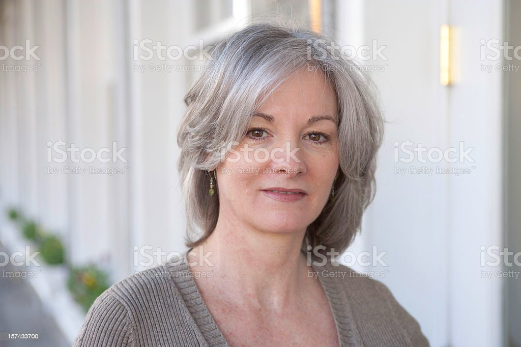 Woman Traveling (XXL) stock photo