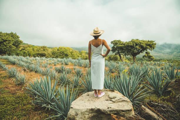 Frau in Mexiko Reisen – Foto