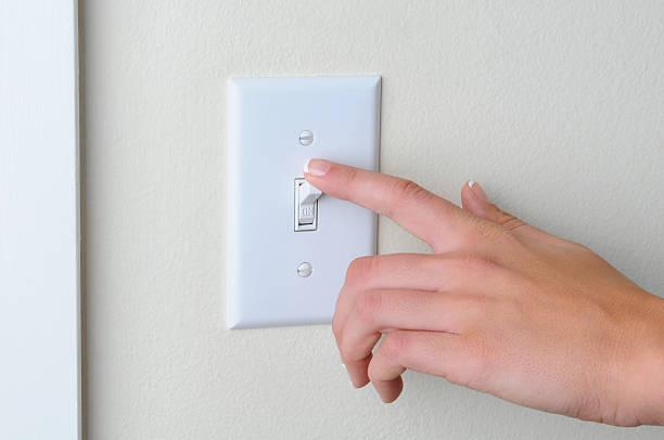 Image result for on off light switch pictures