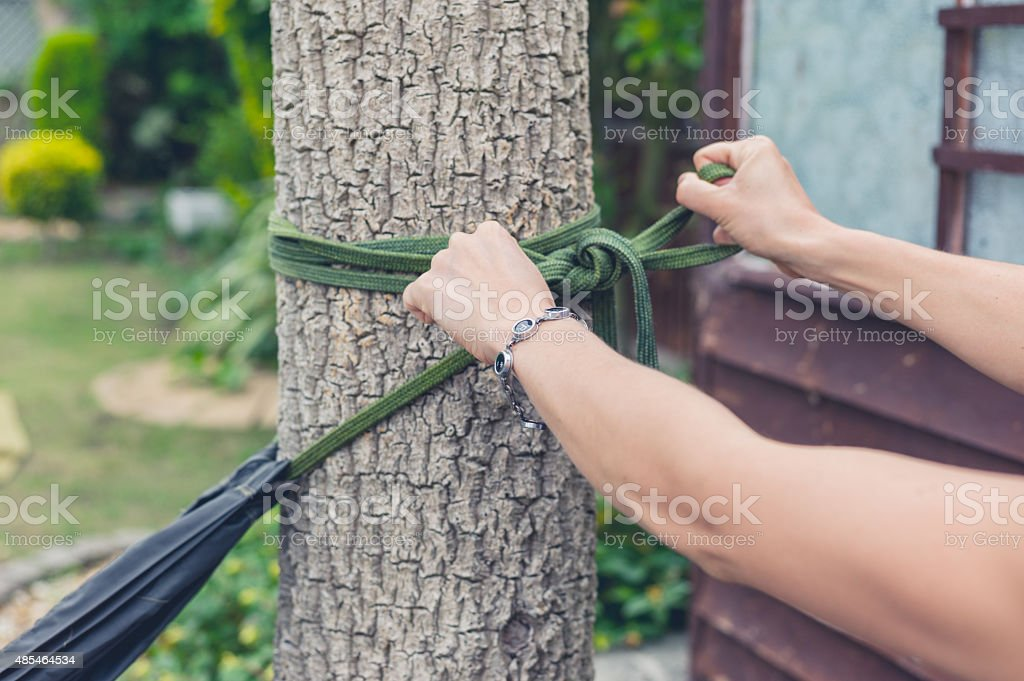 tree little tie on rings d ready to tying you o the through hammock looping will river or when handbook strapping are co straps a blogs custom be