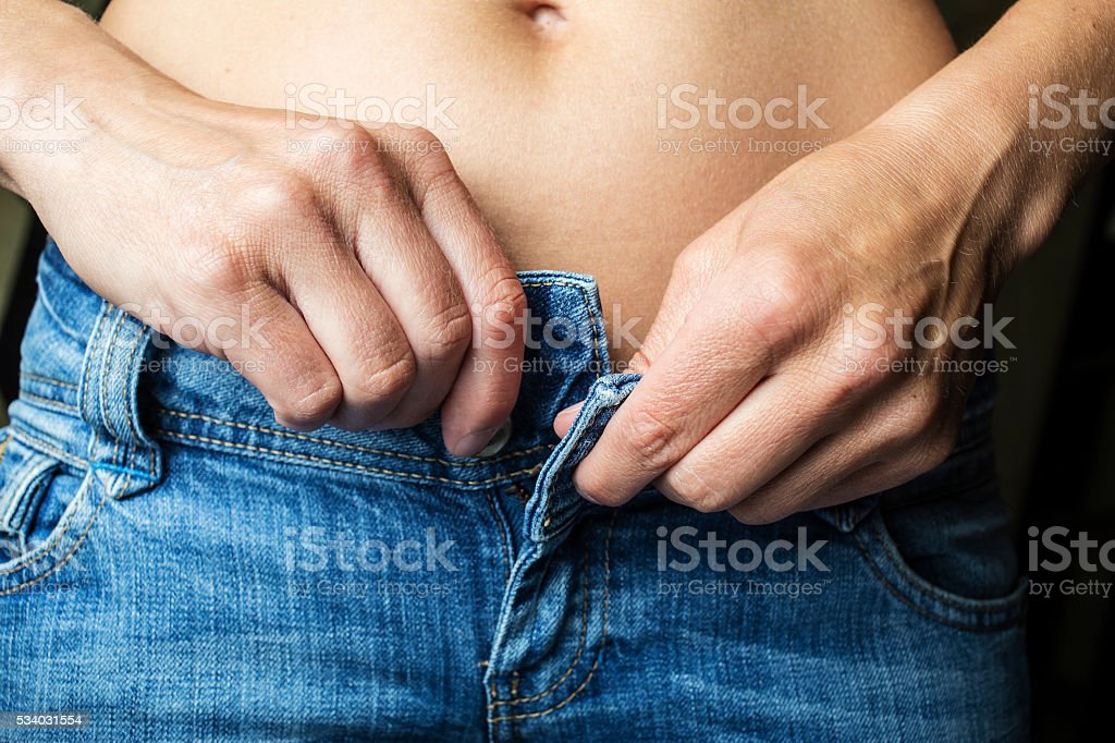 Gancho Desabrocha El Botón Vaqueros En Mujer De Pantalones Metal thCsQrd