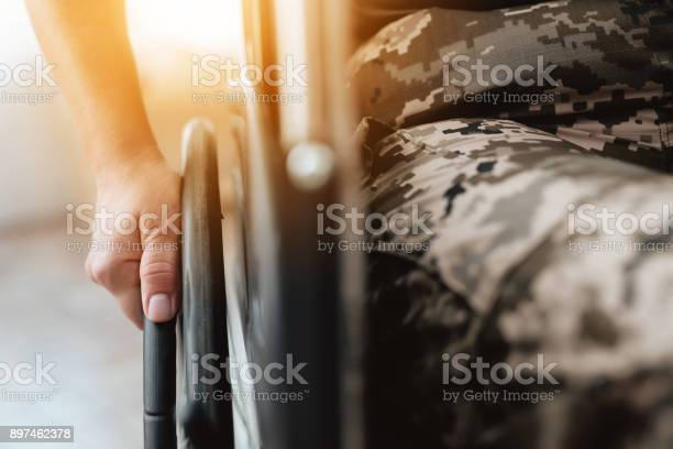 Woman veteran in wheelchair returned from army closeup photo veteran picture id897462378?b=1&k=6&m=897462378&s=612x612&h=p3zgfe 0bt5wwdafun8a hn3d6tqough9stnvcgqa88=
