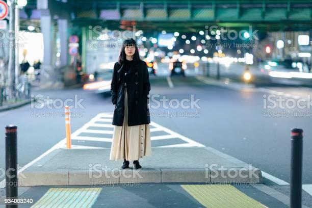 Woman waiting alone at night picture id934003240?b=1&k=6&m=934003240&s=612x612&h=1cv9v048gkdacq0vdaftcxvzahgqpdumtv2yme n1fw=