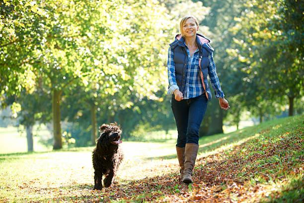 Woman walking dog picture id133834215?b=1&k=6&m=133834215&s=612x612&w=0&h=h7moqmpie29lwmn7e8yecrvjzaehcyfb8vpeh63ugku=