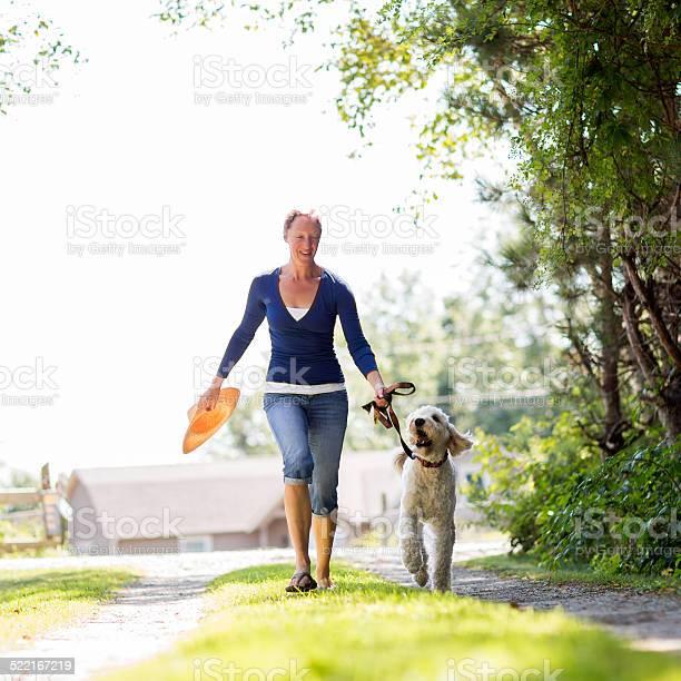 Woman walking her dog picture id522167219?b=1&k=6&m=522167219&s=612x612&h=wbcej ymcm2u3ewuuidilxmy0nlfjqb wqps3xa9brm=