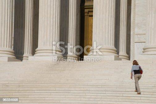 The US Supreme Court in Washington DC.