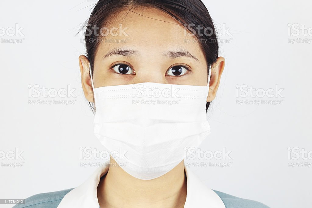 Woman Now Image Face - Download Photo Stock Mask Wear Istock
