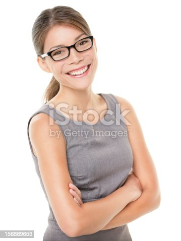 620404536istockphoto Woman wearing glasses eyewear 156889653