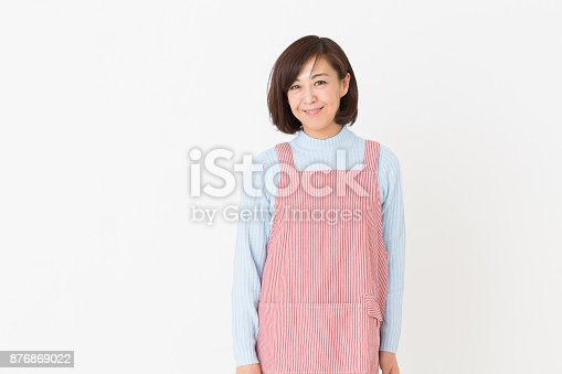 istock woman who cooks 876869022