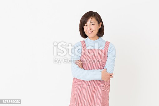 istock woman who cooks 876869050