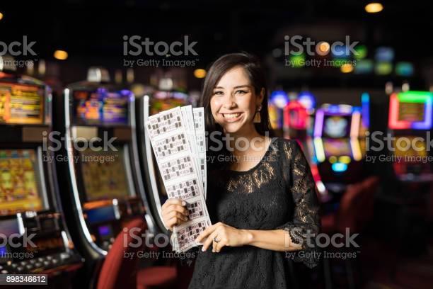 Woman winning the casino lottery picture id898346612?b=1&k=6&m=898346612&s=612x612&h=tn7g ebulbzzfykpxqdspg u2xuox2xlohnhvubhlyo=