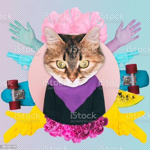 Woman with a cat head picture id964255148?b=1&k=6&m=964255148&s=612x612&h=ug1f arquxcmyvxsrrlssv d kwaxtqamw0xtyicmpy=
