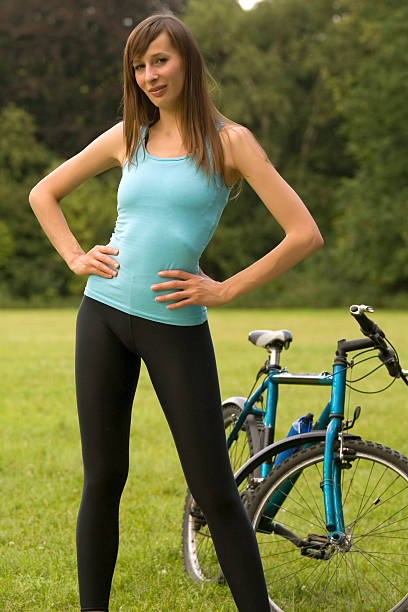 Of pantyhose and bike — pic 7