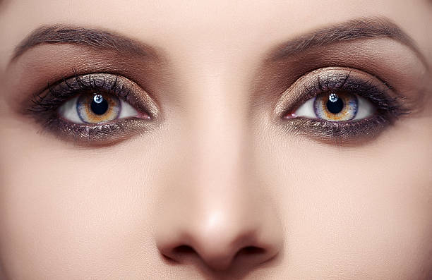 how to get hazel eyes