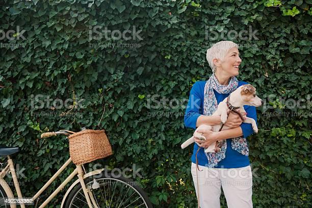 Woman with dog picture id492263352?b=1&k=6&m=492263352&s=612x612&h=69er4jb4htpjmmcqu6g cuhyj jiyepg1kfon7o9z a=