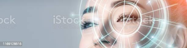 Woman with electronic information analysing inside eye picture id1169128515?b=1&k=6&m=1169128515&s=612x612&h=khneecjdyldmqbgqehrwxbt3mwe5skm7hqphuzzo4oe=