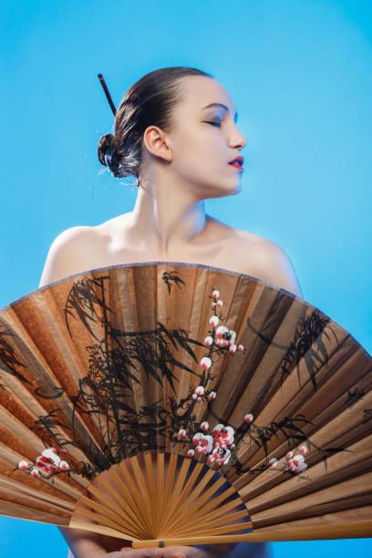 Nice naked geisha, video sex ed
