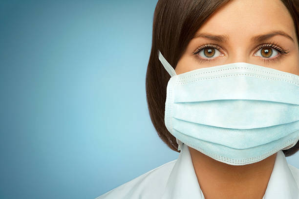 masque anti gripe