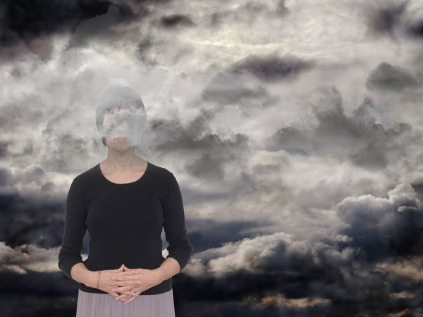 depression the dark cloud essay Essay contest: the best present i held down by depression they offered advice and what i was worried about didn't build up and put me under a dark cloud.