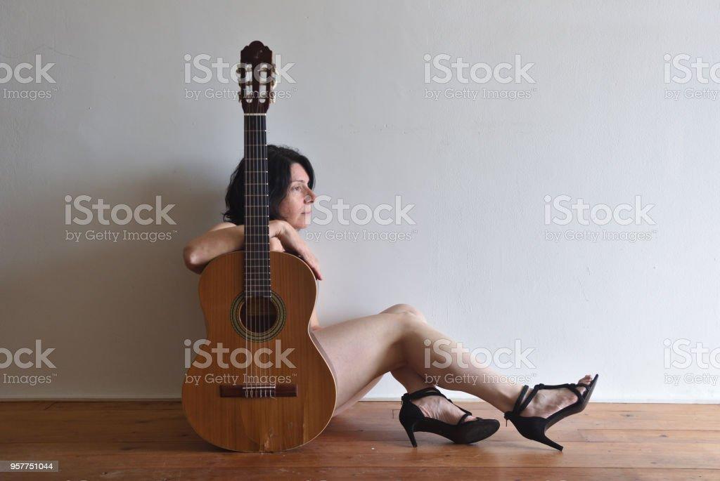 Naked mature women fellatio