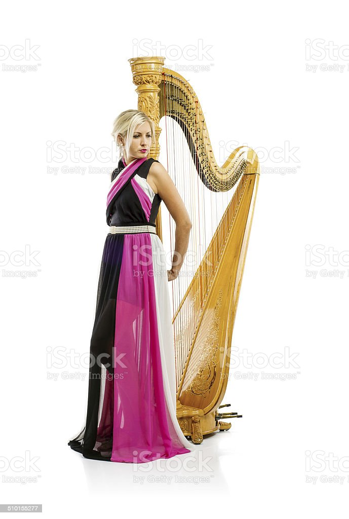 Image result for harp stock photo