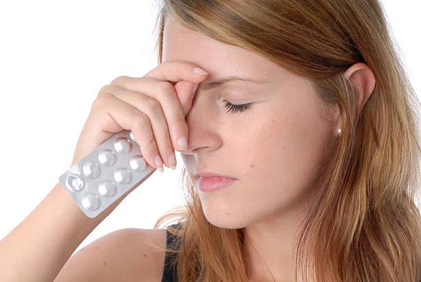 Kopfschmerz Schmerzen – Foto