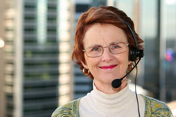 Woman with headset picture id471015839?b=1&k=6&m=471015839&s=612x612&w=0&h=ienwqhgyn06duetqkemv8u5ginlzxnhnahss6e4wa98=