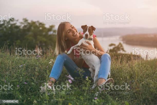 Woman with her dog jack russell terrier picture id1048856240?b=1&k=6&m=1048856240&s=612x612&h=wwkm31kck0l8slomierarmkexwvkdtzprpxz4ikbyei=
