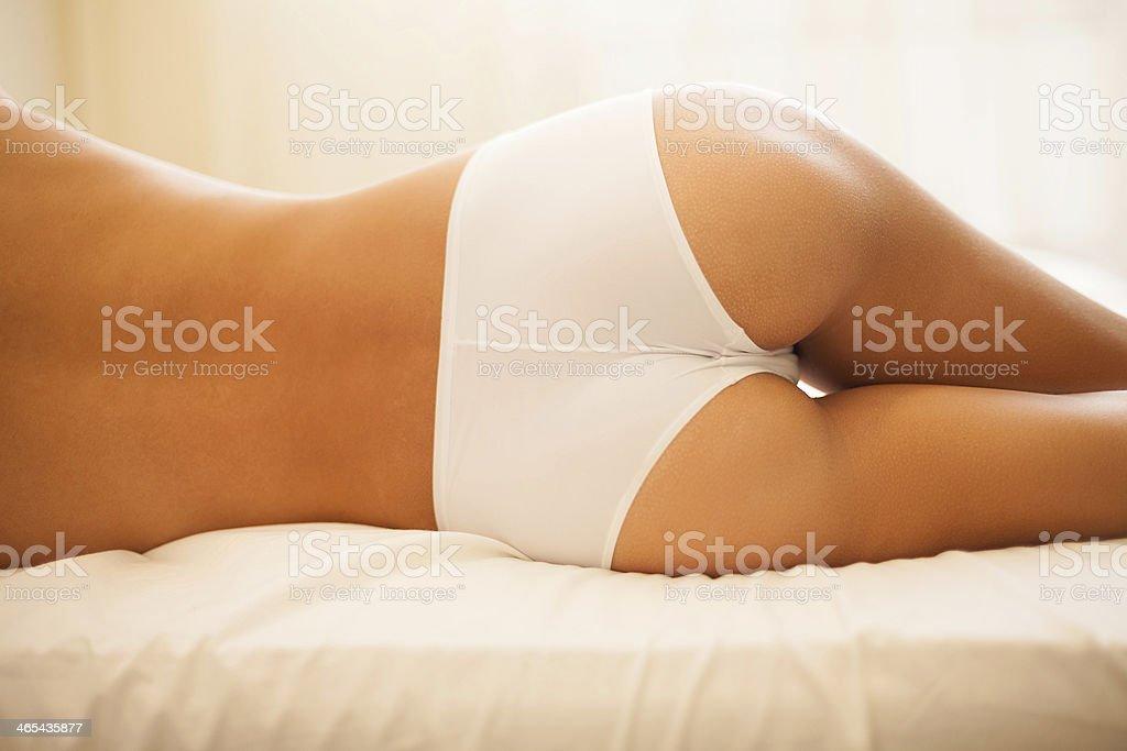 Fotografía de Mujer Con Perfecta Nalga y más banco de imágenes de ...