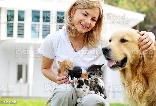 Woman with pets enjoys outdoor picture id183541598?b=1&k=6&m=183541598&s=612x612&h=waxemcbejh7vqqlvdnj nm1fh3rtb590jzbyeeehkso=