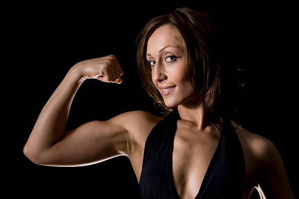 Gallery girls female sexy mature biceps flexing very young