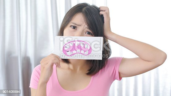 istock woman with tooth decay problem 901405594