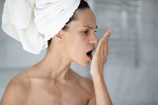 What Is Halitosis And What Could Cause it?