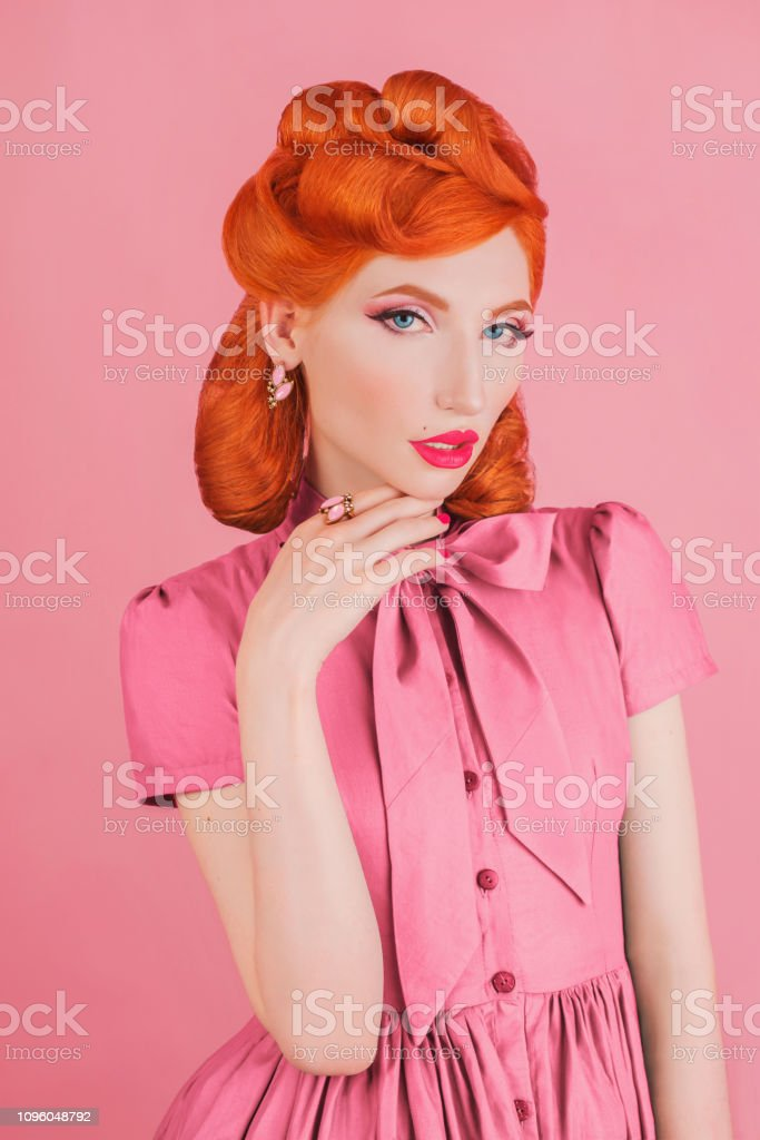 Accessoire cheveux vintage femme