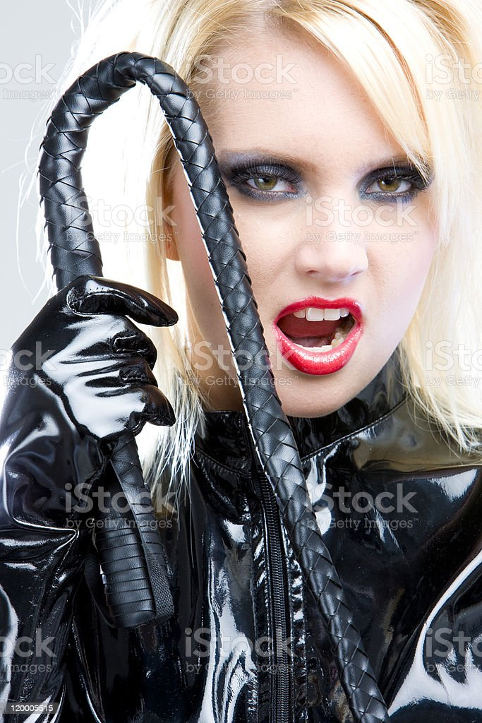 whip images with Woman