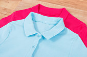Womanly, casual and comfortable cotton shirts