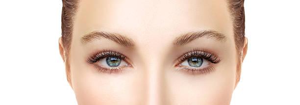 Femme des yeux - Photo