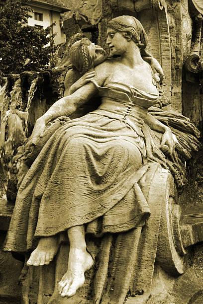 Womans von Stone – Foto