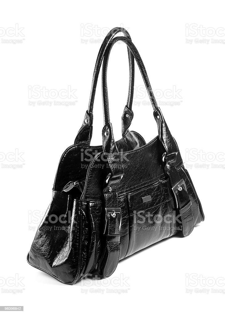 womans handbag royalty-free stock photo