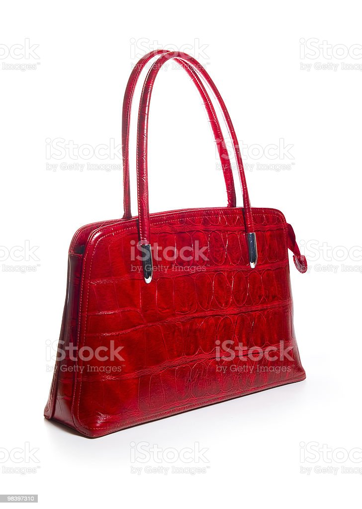 womans handbag royalty-free stock photo