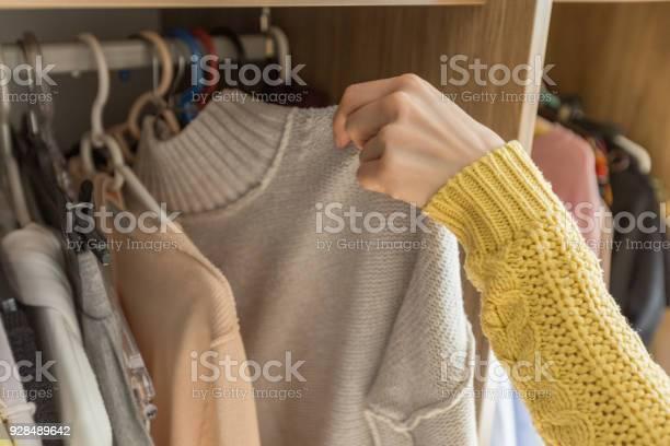 Womans hands selecting clothes picture id928489642?b=1&k=6&m=928489642&s=612x612&h=u4bm nb7zpoqprysfcpcl85dcow n5r5mcvlewq53pg=
