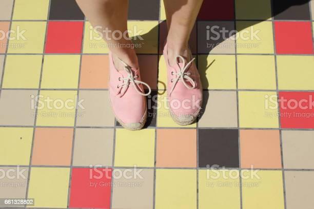 Womans legs on tiled floor picture id661328802?b=1&k=6&m=661328802&s=612x612&h=1r65yx1qautwu8ttm5ebjn0jaxmr0aoszqjtigfg9d8=