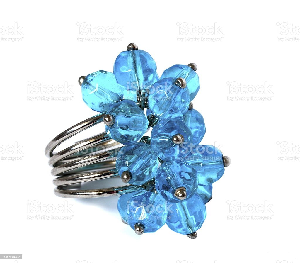 woman's ring royalty-free stock photo