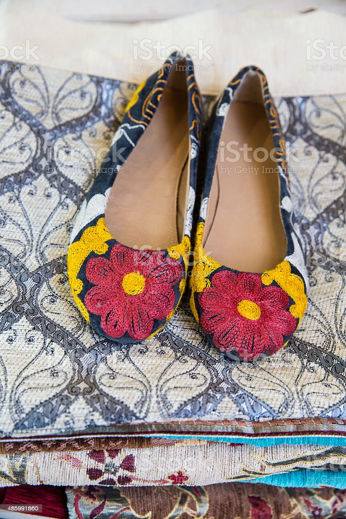 Woman's Shoes stock photo