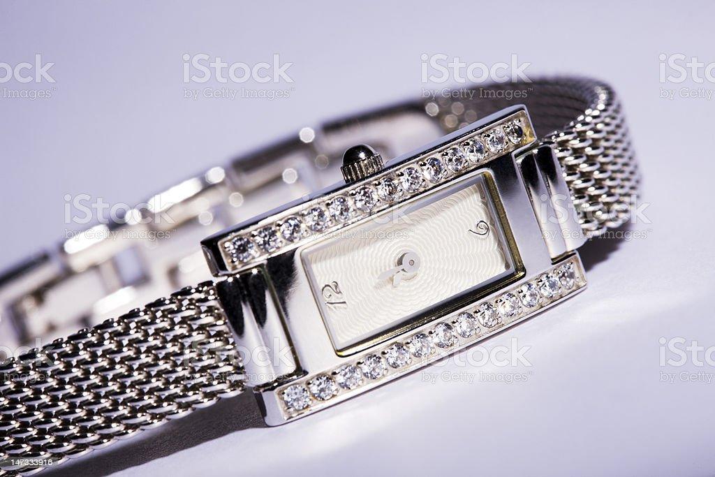 Elegante Armbanduhr – Foto