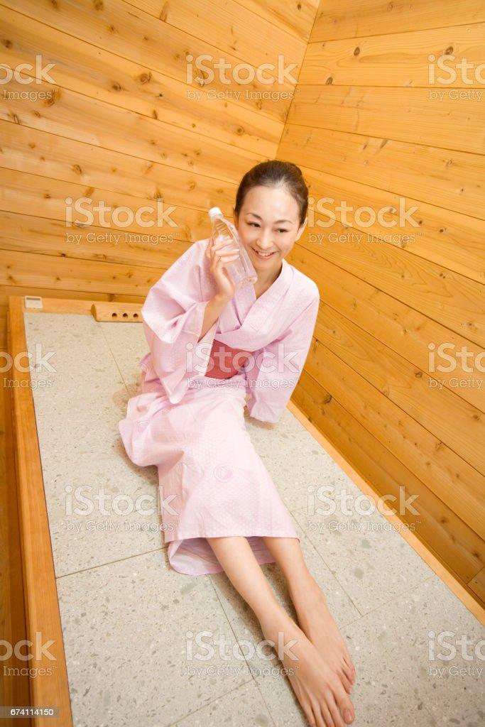 婦女是基石 免版稅 stock photo