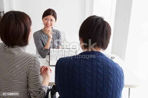 istock Women are the new home of the description in  couple 521088502
