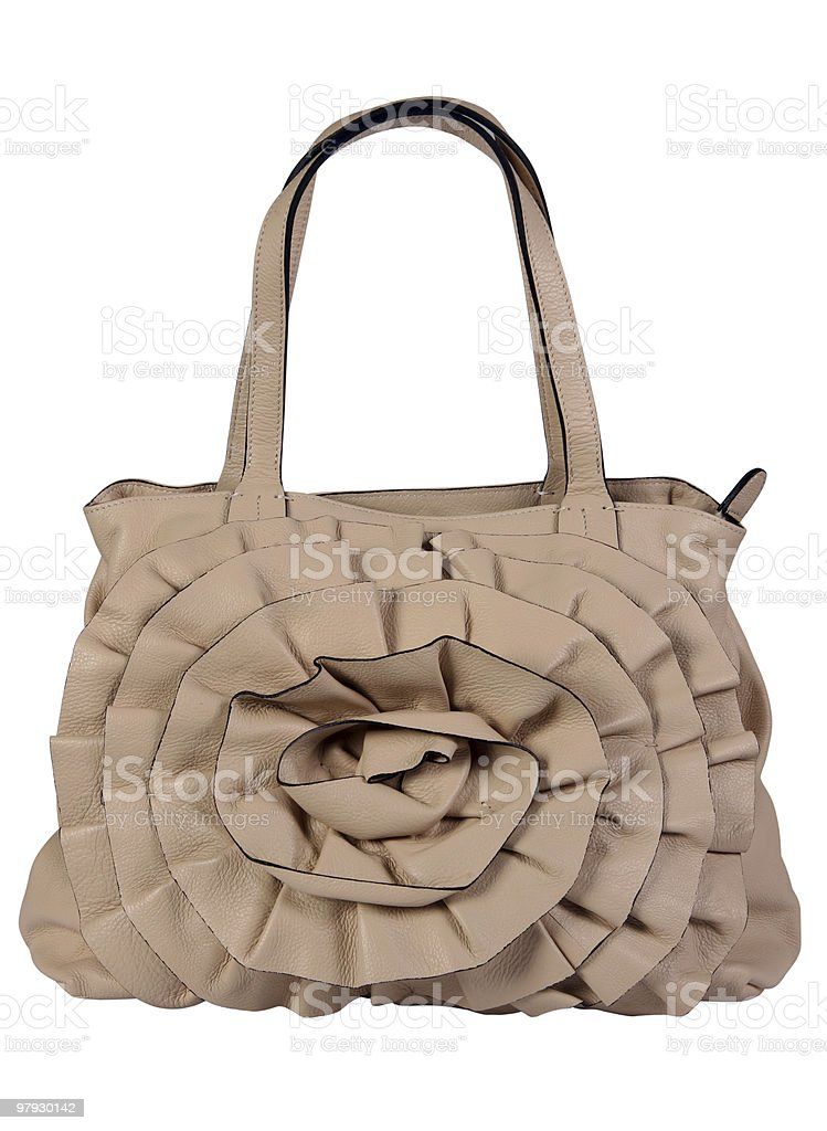 Women bag royalty-free stock photo